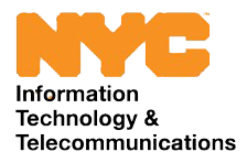 New York City Dept of Info Tech & Telec